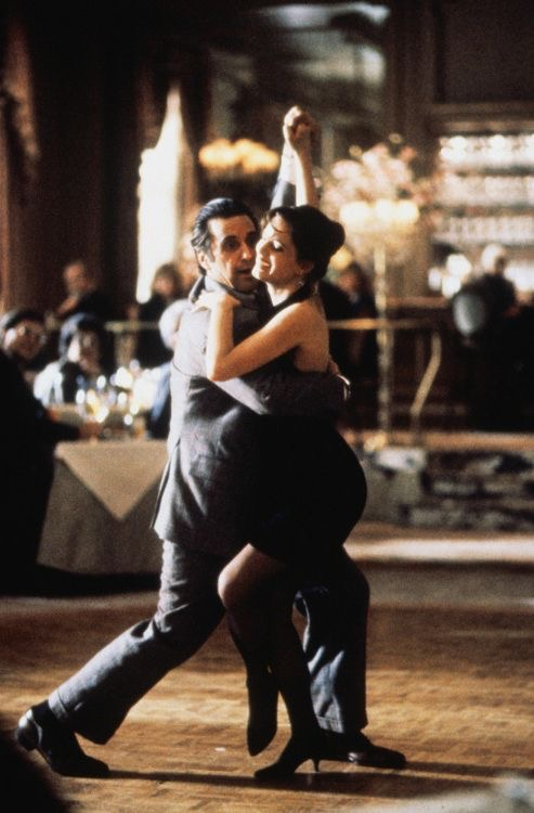 Dance a Tango with Al Pacino at The Oak Room....