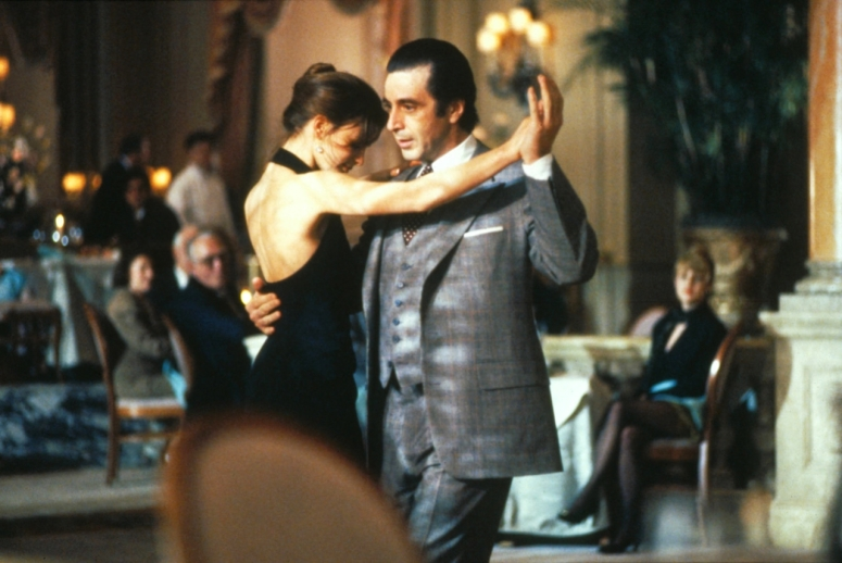 Dance a Tango with Al Pacino at The Oak Room